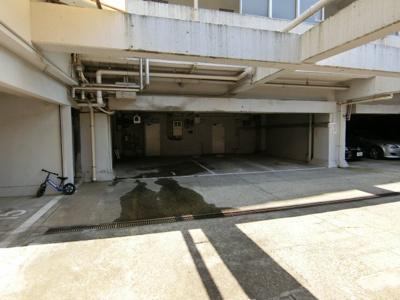 【駐車場】宮園キャピタルマンション