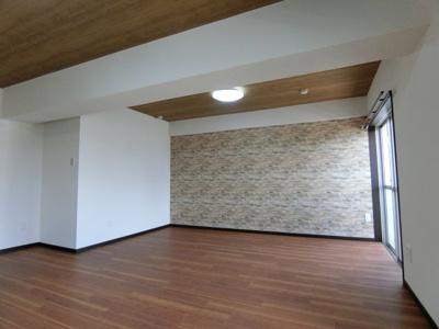 【居間・リビング】宮園キャピタルマンション