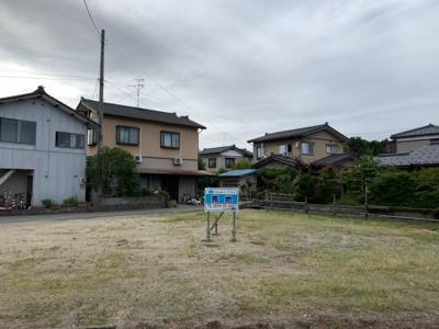 【外観】新発田市中央町5丁目売地