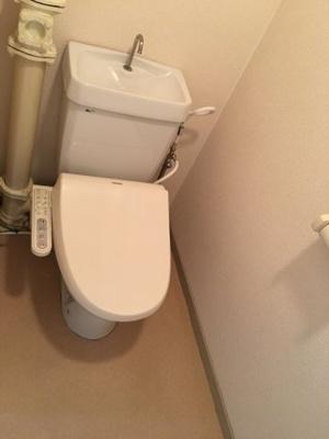 【トイレ】ハイツK&R