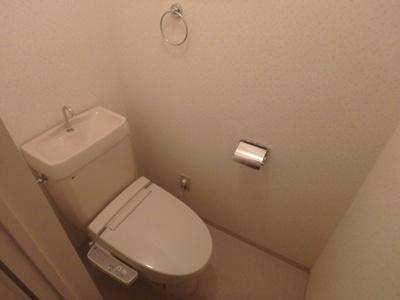 【トイレ】ファミール上小阪