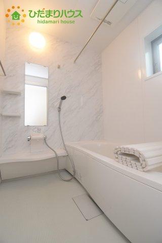 【浴室】桶川市坂田西3丁目 中古一戸建て