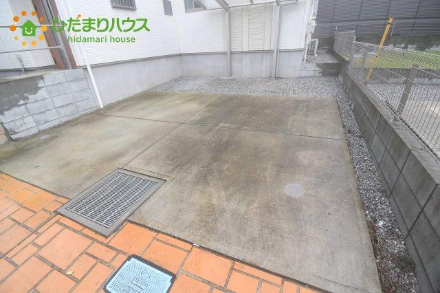 【駐車場】桶川市坂田西3丁目 中古一戸建て