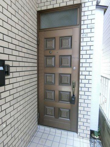 【玄関】堀切5丁目貸家