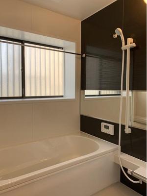 【浴室】阿見町中央7丁目 中古戸建