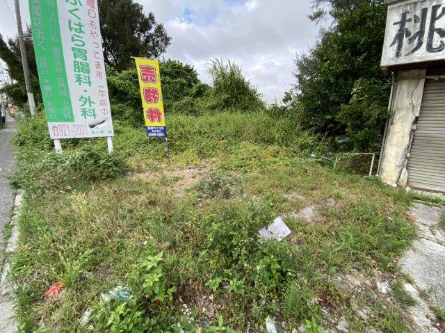 【外観】沖縄市大里土地