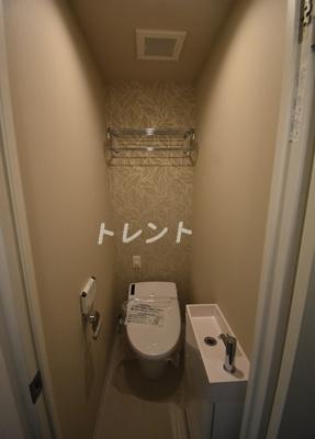 【トイレ】ルクレ三田
