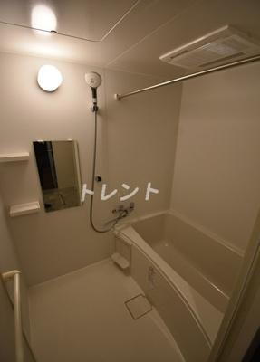 【浴室】ルクレ三田