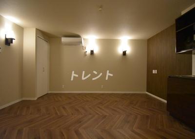 【居間・リビング】ルクレ三田