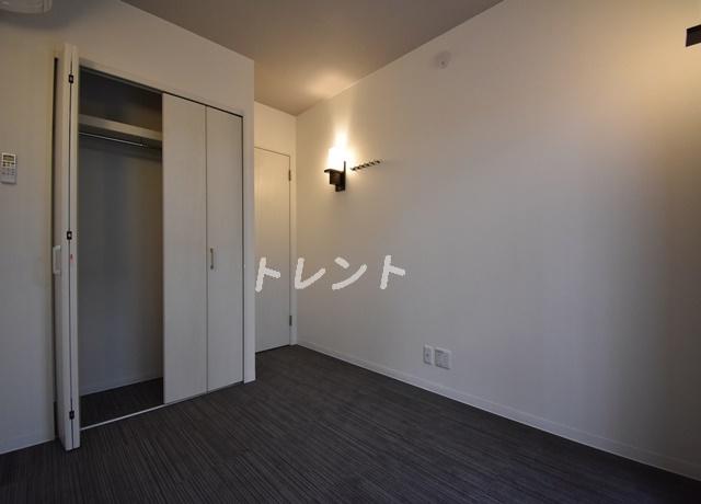 【寝室】ルクレ三田