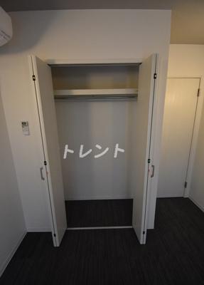 【収納】ルクレ三田