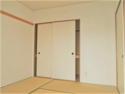【和室】レーヴハイセレールC棟