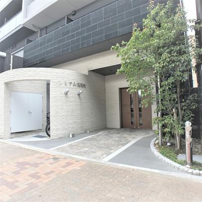 【エントランス】プレミアム浅間町
