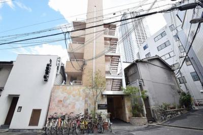 【外観】パールスタイル福島