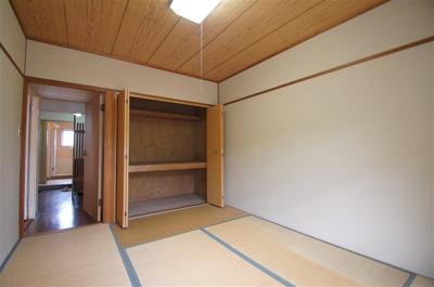 【和室】梅ヶ崎ハイツ、3号棟