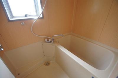 【浴室】梅ヶ崎ハイツ、3号棟