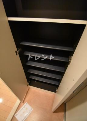【玄関】メインステージ南麻布Ⅳ