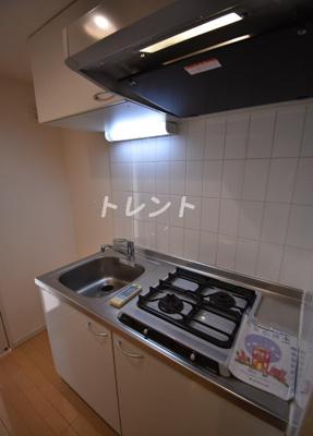 【キッチン】メインステージ南麻布Ⅳ