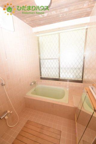 【浴室】桶川市朝日1丁目 中古一戸建て