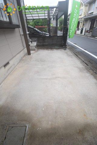 【駐車場】桶川市朝日1丁目 中古一戸建て