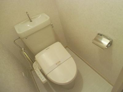 【トイレ】シャインクロコ