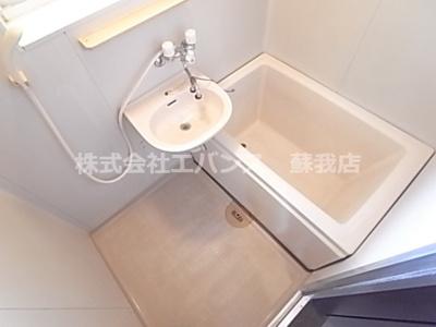 【浴室】スカイビレッジ