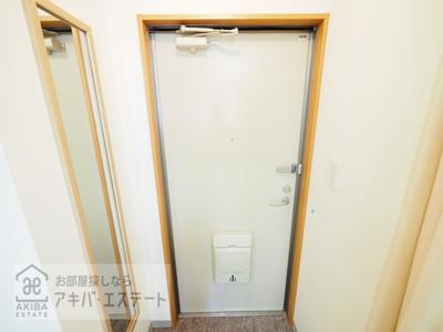 【玄関】Sakura コーポ