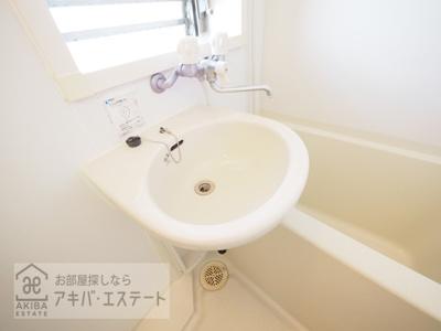 【洗面所】Sakura コーポ