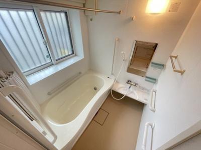 【浴室】霞ヶ丘6丁戸建て