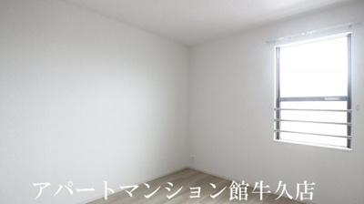 【寝室】ローザ・ヴィレⅠ