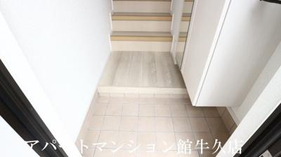 【玄関】ローザ・ヴィレⅠ