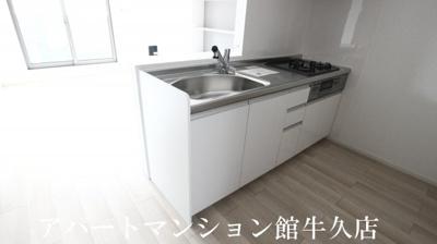 【キッチン】ローザ・ヴィレⅠ