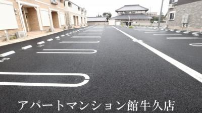 【駐車場】ローザ・ヴィレⅢ