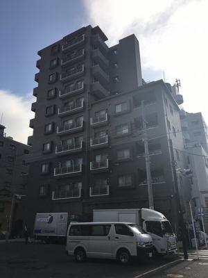【外観】日神パレステージ横浜中央