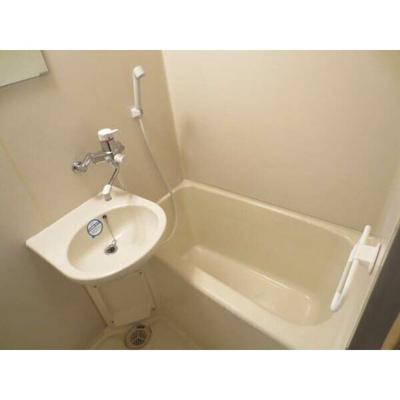 【浴室】サンジャンテ東枇杷島