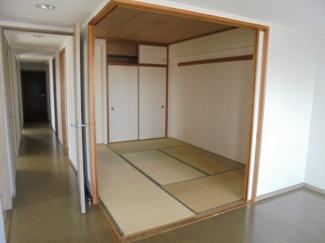 約6.1帖の和室