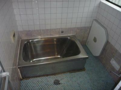 【浴室】淵野辺貸家