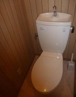 【トイレ】淵野辺貸家