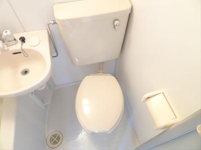 【トイレ】アペックス下高井戸