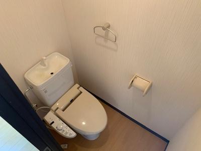 【トイレ】コーポ角野