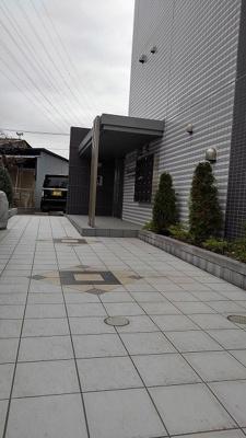 【エントランス】プロムナード武蔵浦和