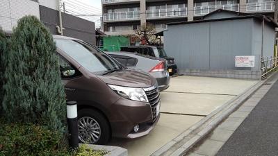 【駐車場】プロムナード武蔵浦和