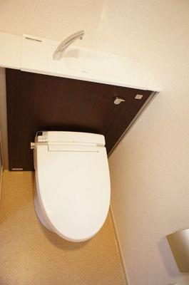 【トイレ】プロムナード武蔵浦和