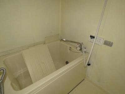 【浴室】コーポ万久