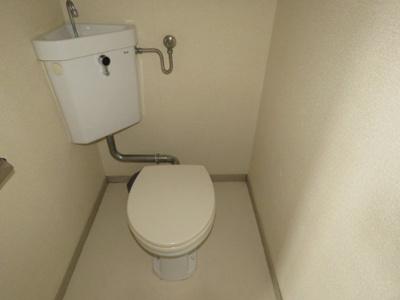 【トイレ】コーポ万久