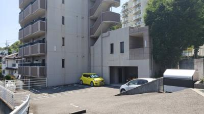 敷地内☆神戸市垂水区 カレントスクエア☆