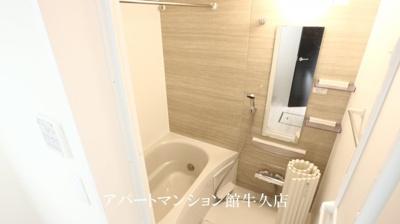 【浴室】モン・トレゾール