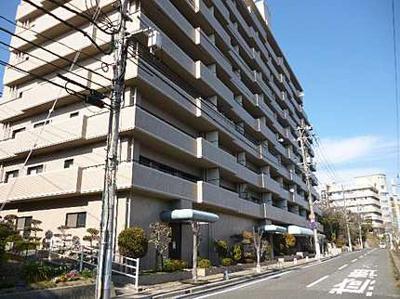 【外観】新井口パークホームズ