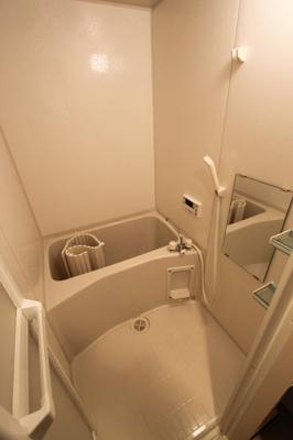 【浴室】幸ガーデンマンション
