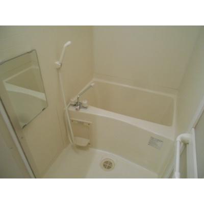 【浴室】フローラル森下